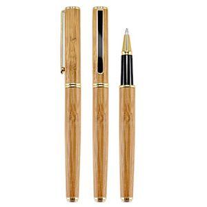 Roller pen bamboo