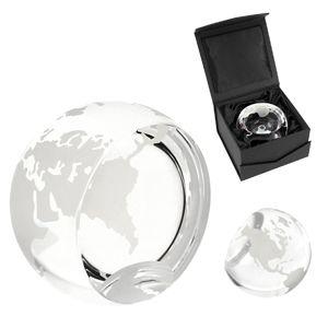 Trofeo de cristal Mundo