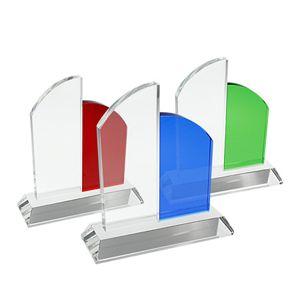 Trofeo de cristal Catedral