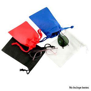 Bolsa de lentes ecológica