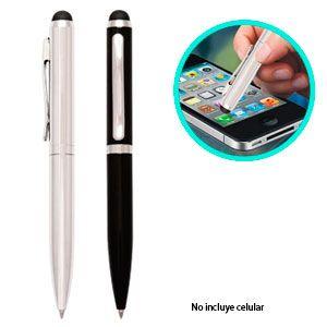 Bolígrafo Metálico Touch-Screen