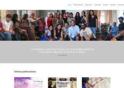 Egac, Escuela de Gestión y animadores culturales