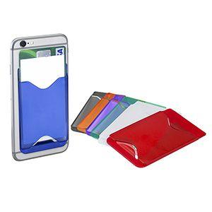 Porta-documentos para celular